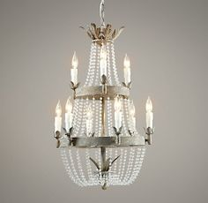 Dauphine Chandelier | Chandeliers | Restoration Hardware Baby & Child -549