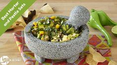 Best stone #mortar and #pestle http://www.bestoninternet.com/home-kitchen/dining/mortar-pestle-sets/