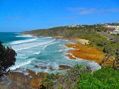 Point Arkwright - Sunshine Coast   Bernard Jean