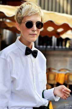 Lilly - Student - VOGUE Fashion Night - Paris Sept. 2012 by Easy Fashion Paris