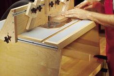 Benchtop Router Table Downloadable Plan | WOOD Magazine