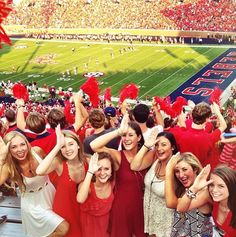 I want to be in a sorority at an SEC college.