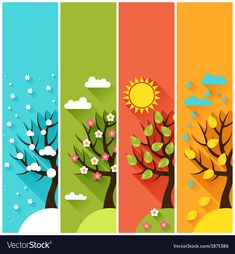 Find Vertical Banners Winter Spring Summer Autumn stock images in HD and millions of other royalty-free stock photos, illustrations and vectors in the Shutterstock collection. Thousands of new, high-quality pictures added every day. Tree Illustration, Illustrations, Tree Branch Tattoo, Winter Drawings, Kindergarten Art Lessons, Summer Trees, Tree Silhouette, Cardboard Crafts, Winter Springs