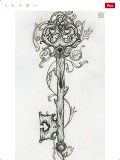 Tattoo Finka anahtar