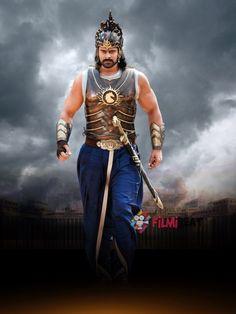 Prabhas in Bahubali