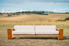 Timber frame couch #customfurniture #customtimberfurniture