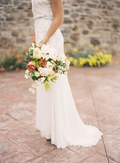 Read More: http://www.stylemepretty.com/2013/12/09/vineyard-bridal-inspiration-shoot-from-ozzy-garcia/