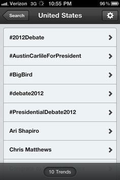 Yes. AUSTIN CARLILE FOR PRESIDENT! Maybe our government would actually work then