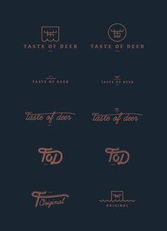 Taste of deer logos