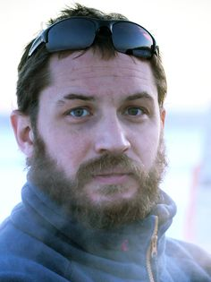 Tom Hardy during his episode of Driven to Extremes in Siberia.