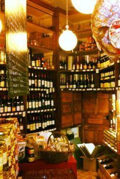 Comptoir de la Gastronomie - shop and restaurant for luxurious Paris deliciouness!