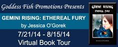 Queen of All She Reads: Virtual Book Tour & Giveaway for Ethereal Fury by ...