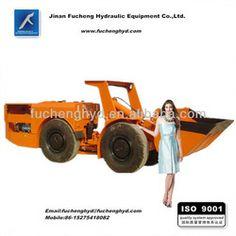 underground wheel loader