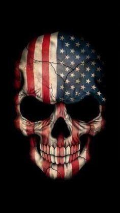 American flag skull                                                                                                                                                                                 Más