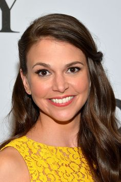 """""""When people say, 'I want to be just like you!', I think, 'oh god! I'm a mess!"""" -Sutton Foster"""