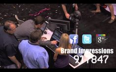 Brand Activation Dallas | Exposure Photo Booths