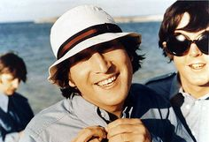 The Beatles Help movie set by rising70, via Flickr