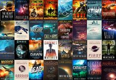 The $100,000 #DiscoverSciFi #Giveaway