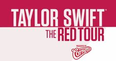 Pin to Win (TWO) free Taylor Swift Red Tour Concert Tickets in Manila. Taylor Swift Red Tour, Taylor Swift Concert, All About Taylor Swift, Taylor Alison Swift, Sm Mall Of Asia, Need To Meet, Event Page, Concert Tickets, She Song