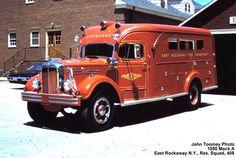 East Rockaway Fire Department - 400 - LONG ISLAND FIRE TRUCKS.COM
