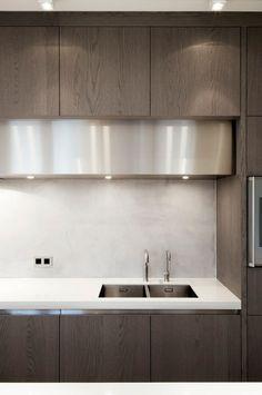 Dylan & van Laatum #Custombuild #Interiordesign #Kitchen #Shinnoki #MysteryOak