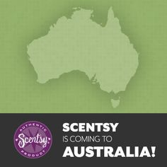 Scentsy has arrived!! Contact me today to be part of this fantastic opportunity. www.dreamscometrue.scentsy.com.au