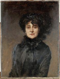 Madame Allouard-Jouan Artist: John Singer Sargent (American, Florence 1856–1925 London) Date: 1882
