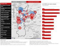 Geografia do crime em São Paulo - Daniel Lima