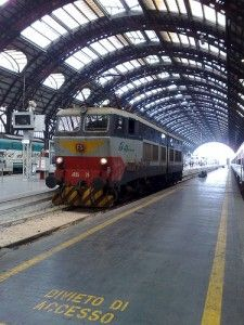 How To Travel Around Italy By Train