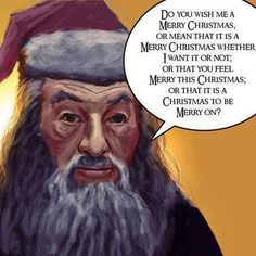 """""""...All of them at once, I suppose."""" Merry Christmas, everyone!"""