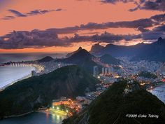 Outstanding Places Around the World - the marvellous city – Rio de Janeiro Travel Sights, Places To Travel, Places To See, Travel Destinations, Ansel Adams, Beautiful Places To Visit, Beautiful World, Beautiful Scenery, Places