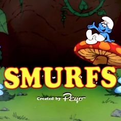 Smurfs: The lost village is out tomorrow! But who remembers the originals?  #TBT  #smyths #smythstoys #smythstoyssuperstores #toystagram #heyletsplay #ifiwereatoy #oscar #love #uk #ireland #toys #fun #throwbackthursday #tbt #instagood  #TeamSmurfs #SmurfsMovie #smurfsmovieworldpremiere