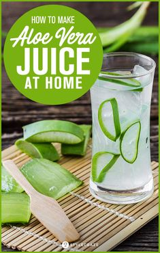 Doubt the authenticity of aloe vera juice found in the market? Why not make it at home? Yes, know here how to make aloe vera juice at home in 3 simple ways Aloe Vera Juice Recipes, Aloe Vera Juice Drink, Aloe Drink, Detox Juice Recipes, Juice Drinks, Juice Cleanse, Cleanse Recipes, Smoothie Recipes, Alovera Juice