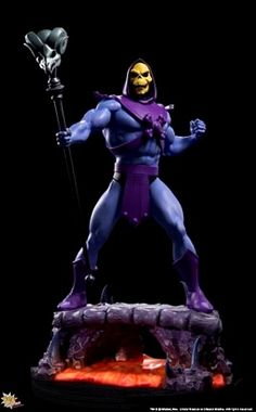 Masters of the Universe: Skeletor 1:4 Scale Statue