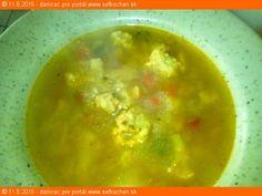 Drožďové knedlíčky - závarka do polievky Tento recept Vám dáva do pozornosti: Šéfkuchári.sk