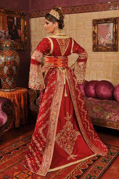 Caftan - Moroccan fashion