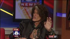 Legendary rocker Joe Perry has written a book about his 44-year history with the band Aerosmith. The Fox 8 News in the Morning team got a chance to sit down with Joe and find out about life with th...