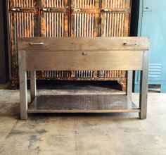 Los Angeles, CA 90041 French Industrial, Vintage Industrial Furniture, Eagle Rock, Storage Compartments, Outdoor Furniture, Outdoor Decor, French Vintage, Attitude, New Homes