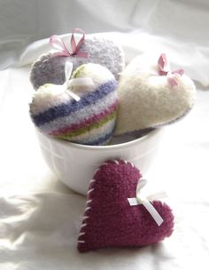 """Make your loved one a knitted gift for this Valentine's Day by using this eBook as your inspiration. In Free Knitting Patterns for Valentine's Day"""" eBook, you'll find everything you need to make the big day special. Valentines Day Hearts, Valentine Day Crafts, Love Valentines, Knitting Patterns Free, Free Knitting, Crochet Patterns, Knitting Projects, Sewing Projects, Knitted Heart"""
