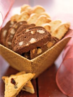Biscotti Cookie Sampler