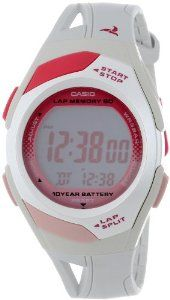 Casio Women's Runners Watch