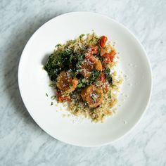 Learn to make these light and flavorful meatless quinoa meatballs from a famous San Francisco chef