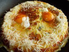 Krumplitorta Cook Books, Spaghetti, Eggs, Cooking, Breakfast, Ethnic Recipes, Food, Cucina, Breakfast Cafe