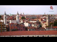 Venecia acelerada, viendo Venecia desde la cubierta de un crucero