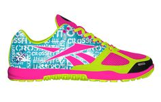 "Kate Rawlings  ""Custom Reebok Women's CrossFit Nano 2.0"" YourReebok - Reebok"