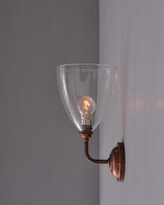 contemporary wall lighting. Ledbury Contemporary Wall Light Lighting