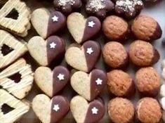 Zobrazit detail - Recept - Ořechy plněné krémem - ořechové tyčinky
