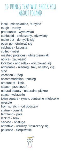College, Study, English, Science, Math Equations, Workout, School, Polish Language, Languages