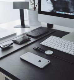 Daily Design Inspiration series where you'll find the most interesting things/finds/work curated by one of us to simply inspire your day. Home Office Design, Interior Design Living Room, Work Desk Organization, Gaming Desk Setup, Bedroom Games, Bedroom Ideas, Office Setup, Office Plan, Desk Office