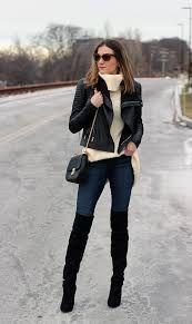 Image result for jeans with otk boots